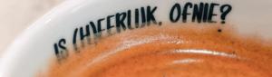 Cremalaag koffie