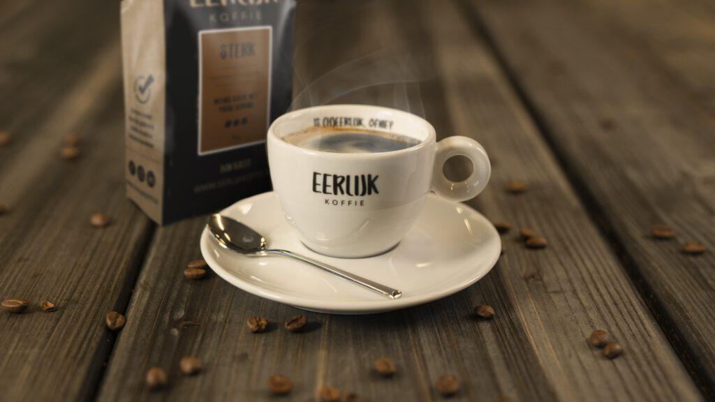 koffie in spreekwoorden en gezegdes